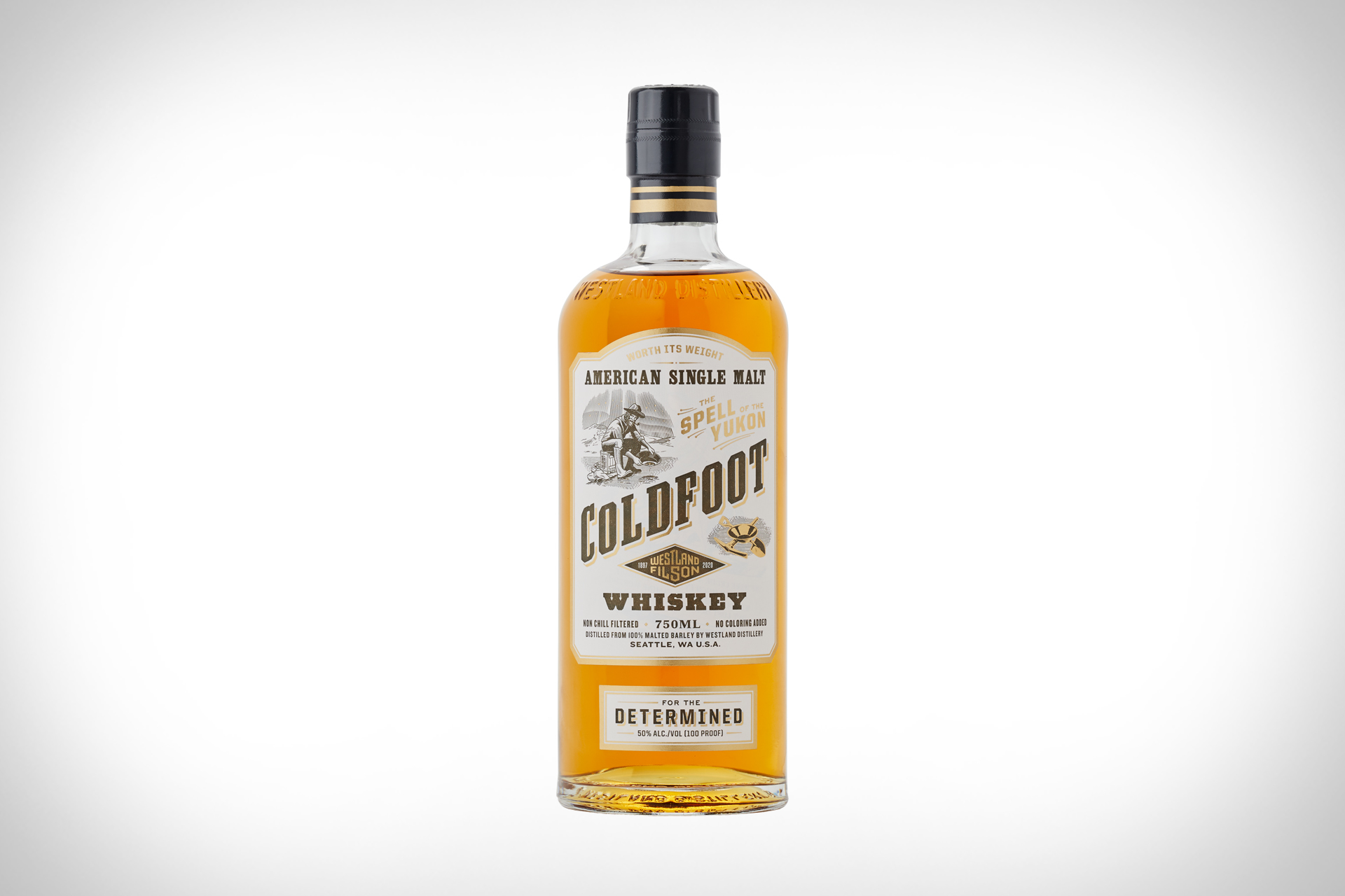 Filson x Westland Distillery Coldfoot Whiskey