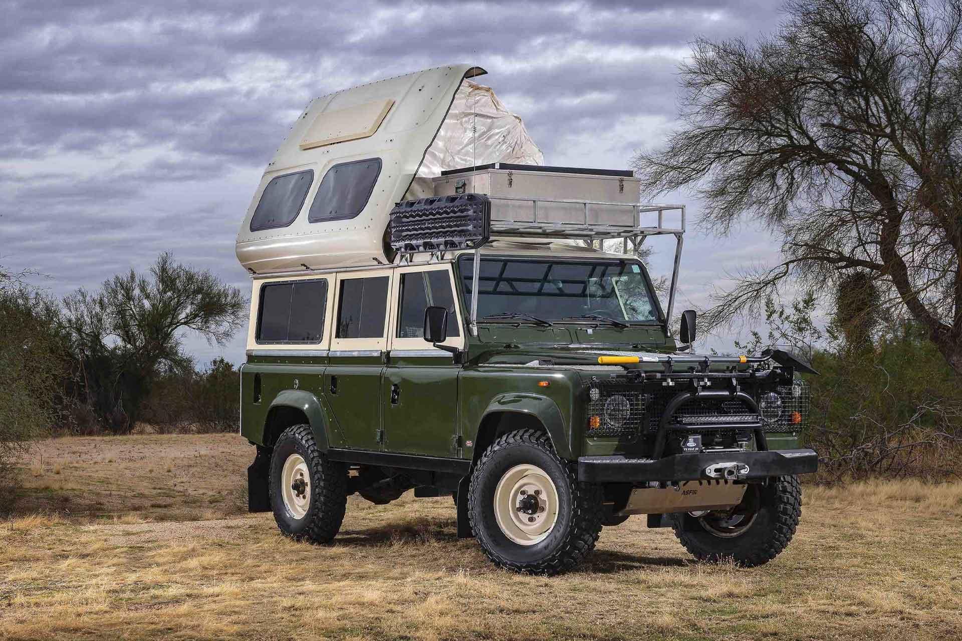 1984 Land Rover 110 Dormobile Overlander