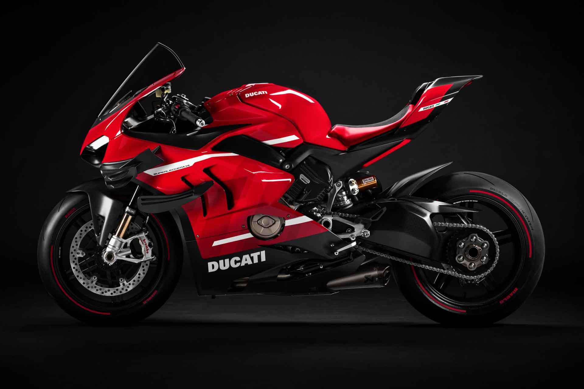 Ducati Superleggera V4 Motorcycle