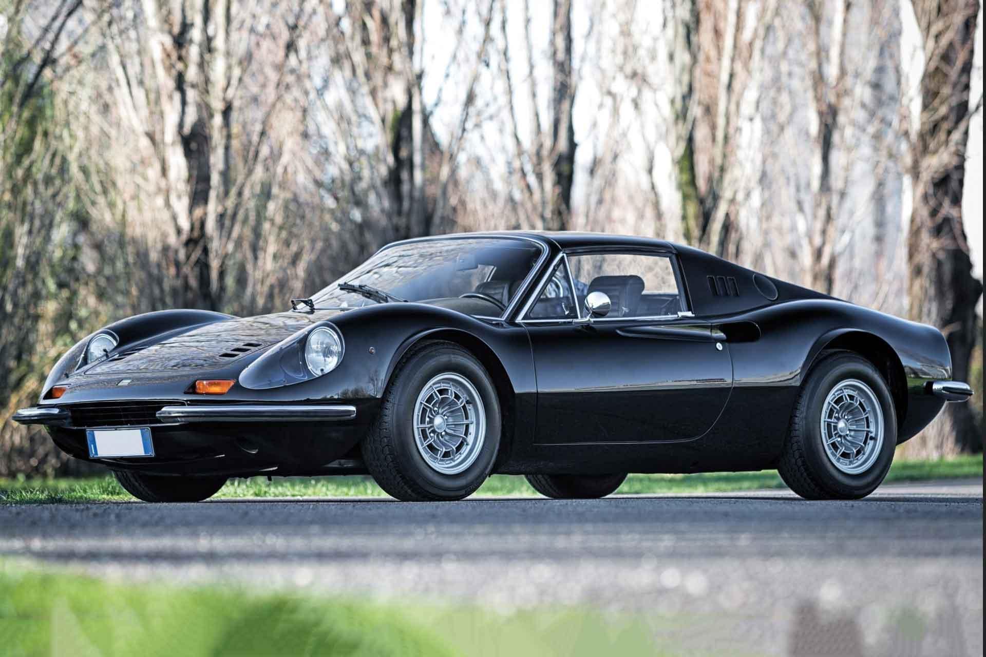 1973 Ferrari Dino 246 GTS Convertible