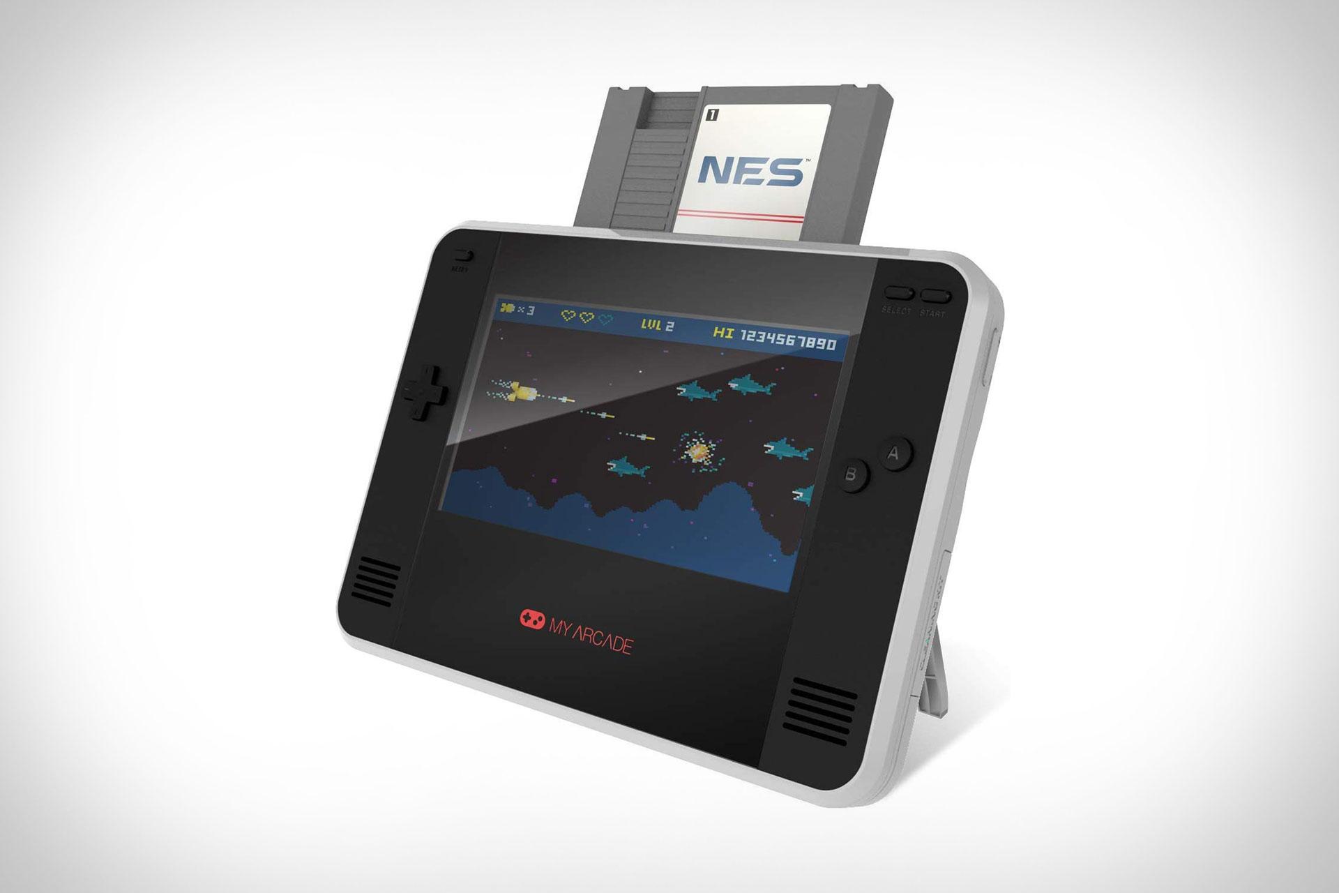 Retro Champ Portable NES Console
