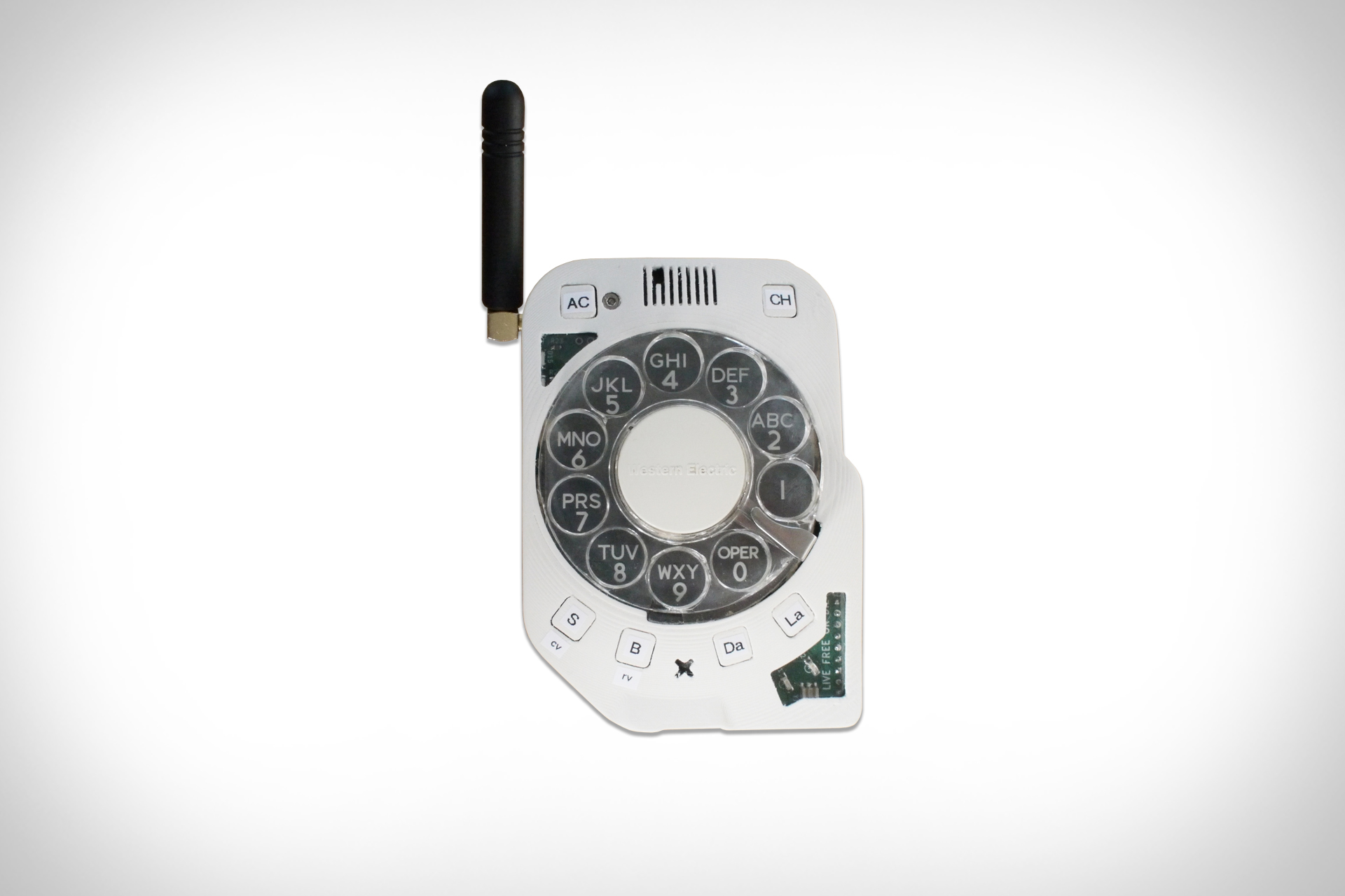 Rotary Cellphone Concept