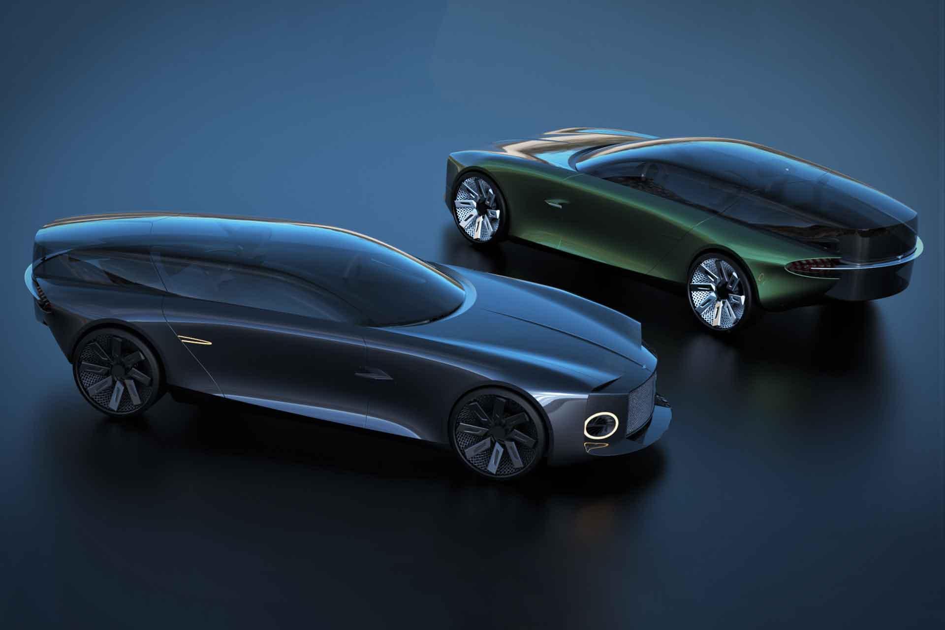 Bentley Centanne Shooting Brake Concept