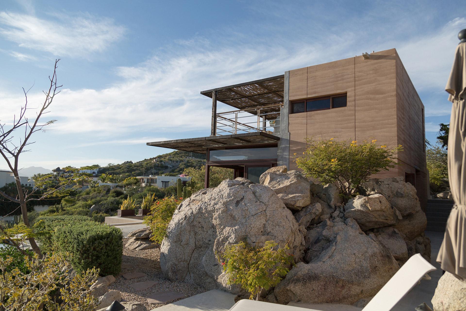 Big Rock House