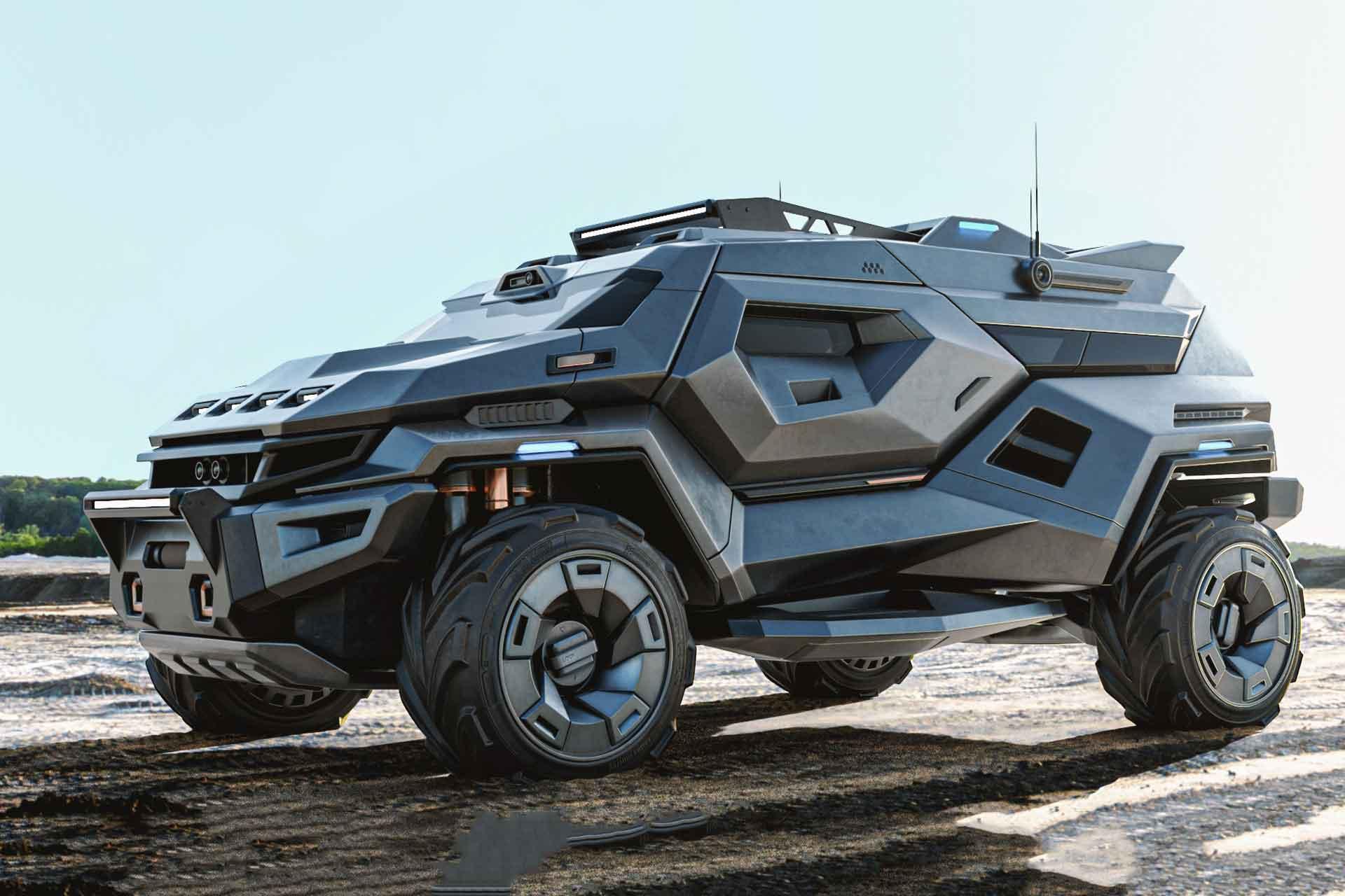Armortruck Concept