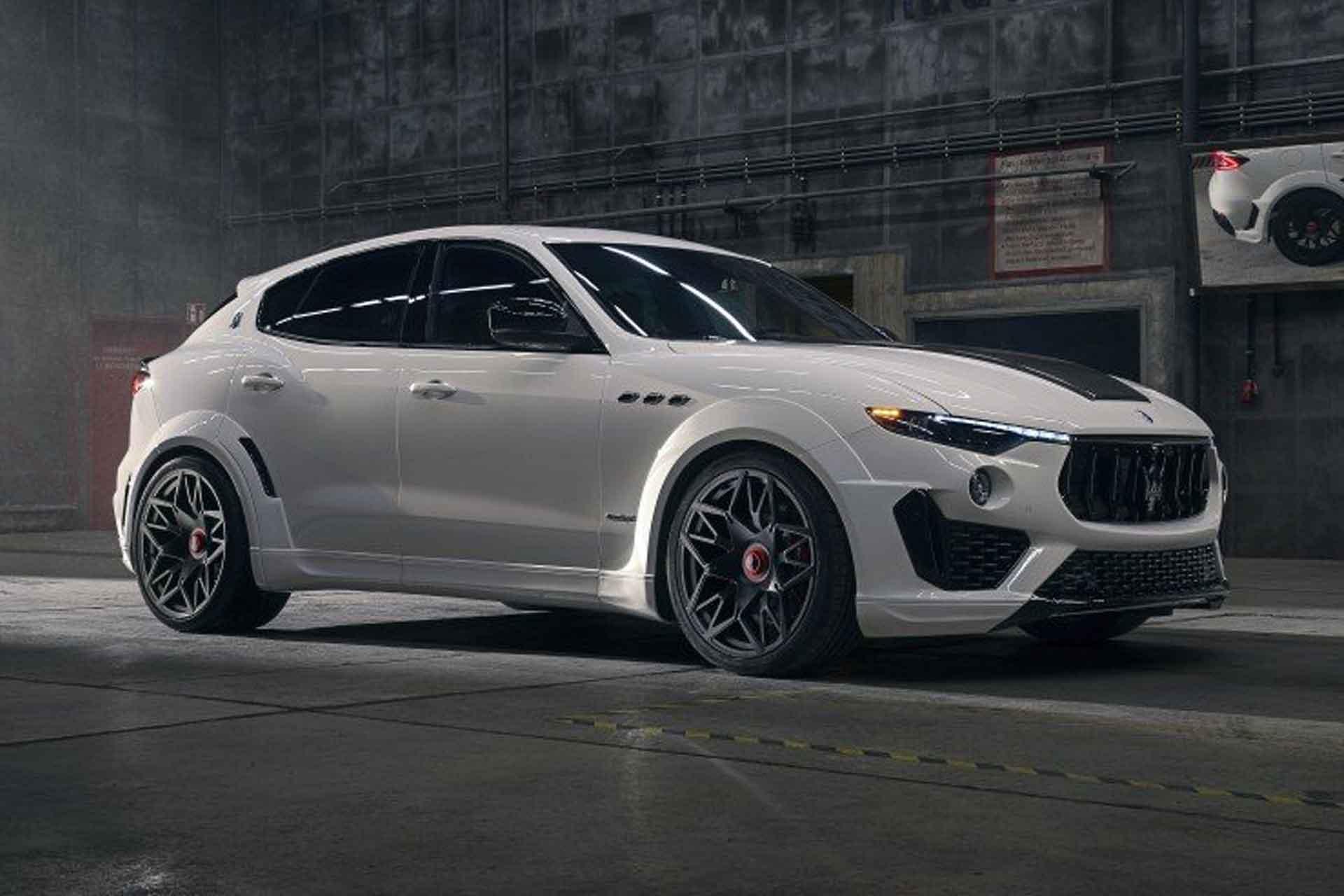 Novitec Maserati Levante Esteso SUV
