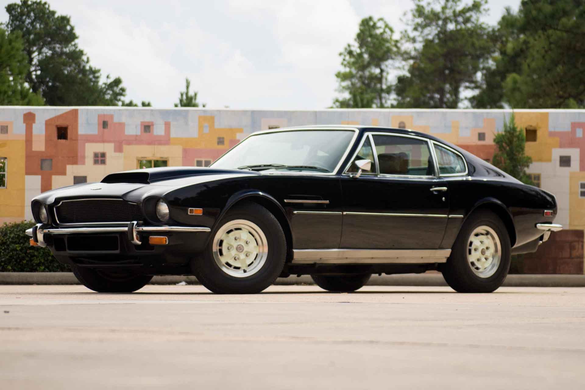 1978 Aston Martin V8 Series III Coupe