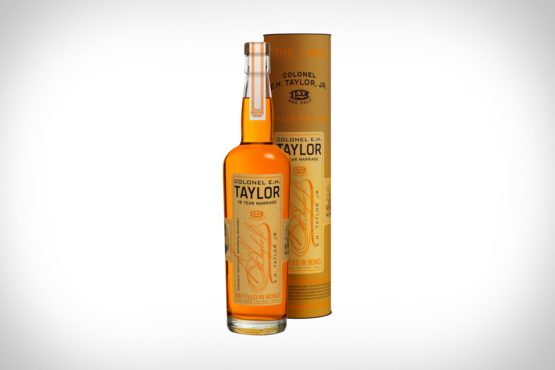 E.H. Taylor 18-Year-Marriage Bourbon