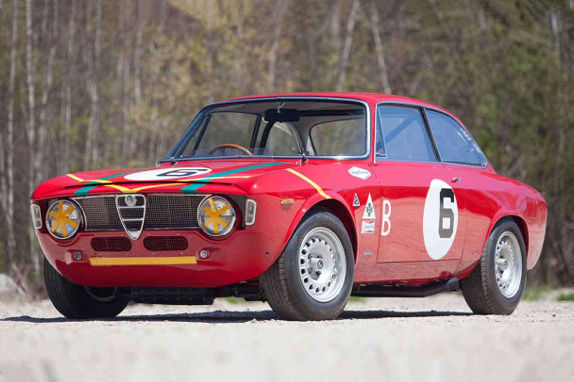 1966 Alfa Romeo Giulia Sprint Gta Coupe Uncrate