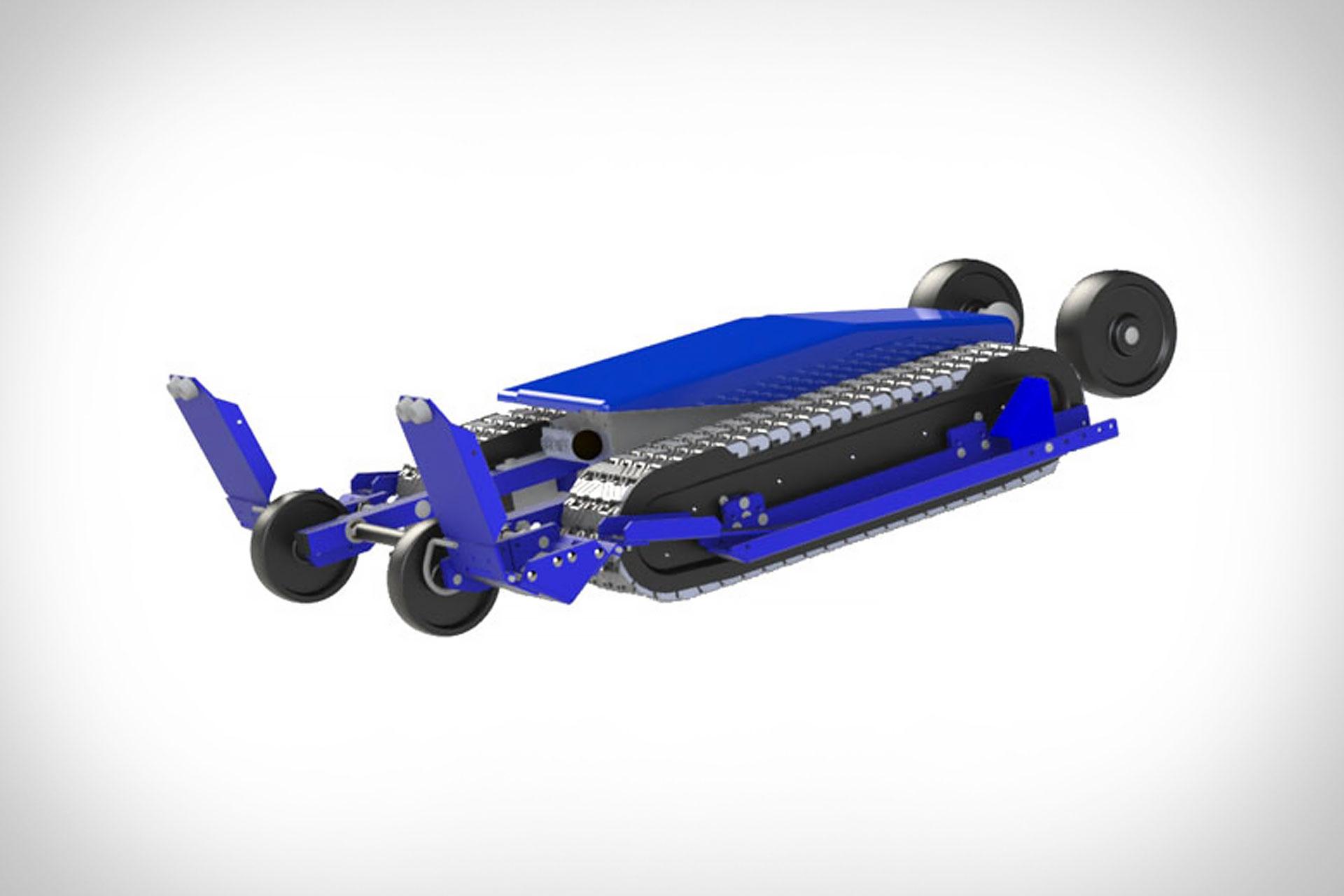 Freedom Trax FT1 All-Terrain Wheelchair Track