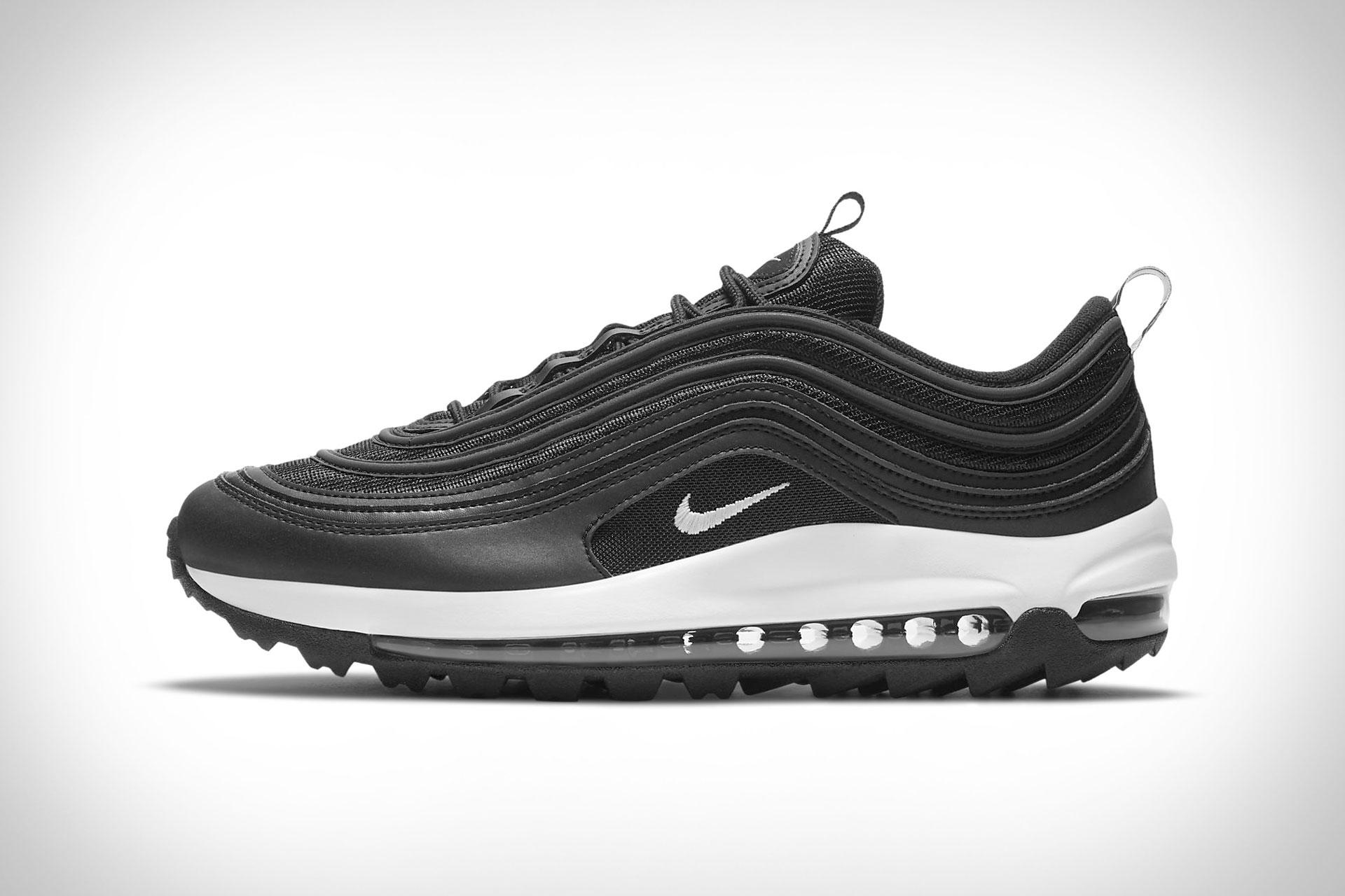 República arco Perseo  Nike Air Max 97 G B&W Zapatos | Uncrate