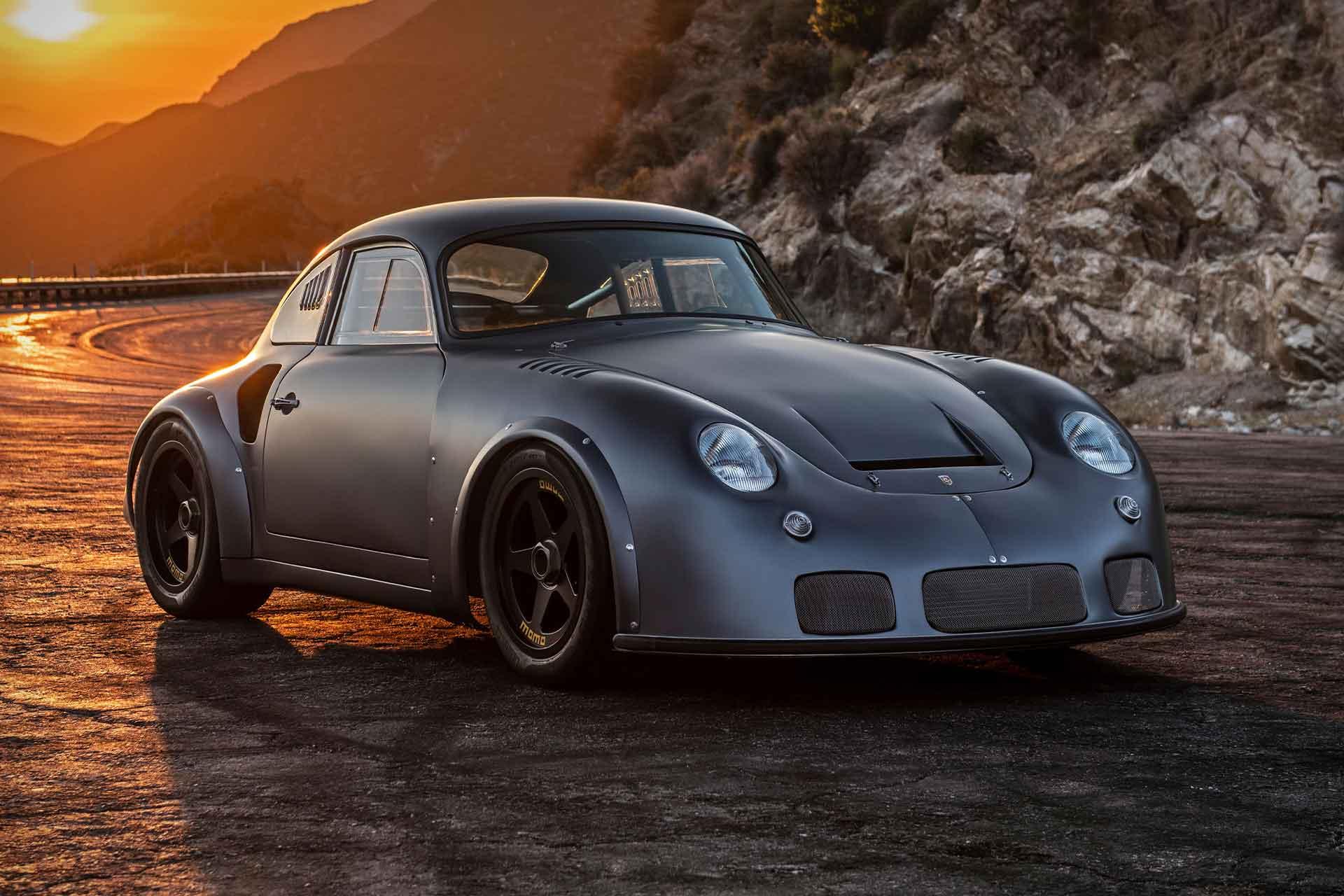 1960 Porsche 356 RSR Outlaw Coupe