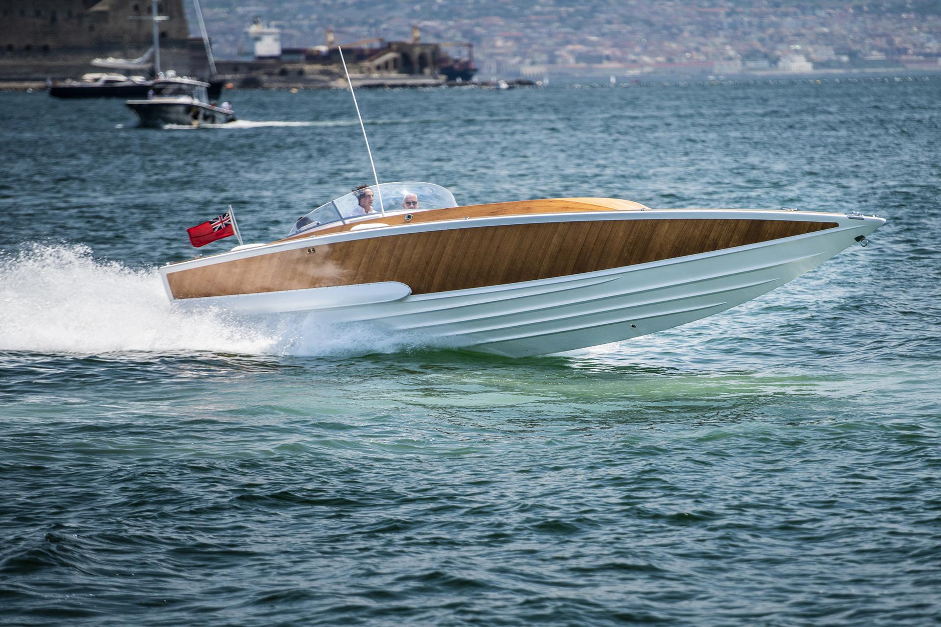 1968 Sonny Levi G. Cinquanta Day Boat