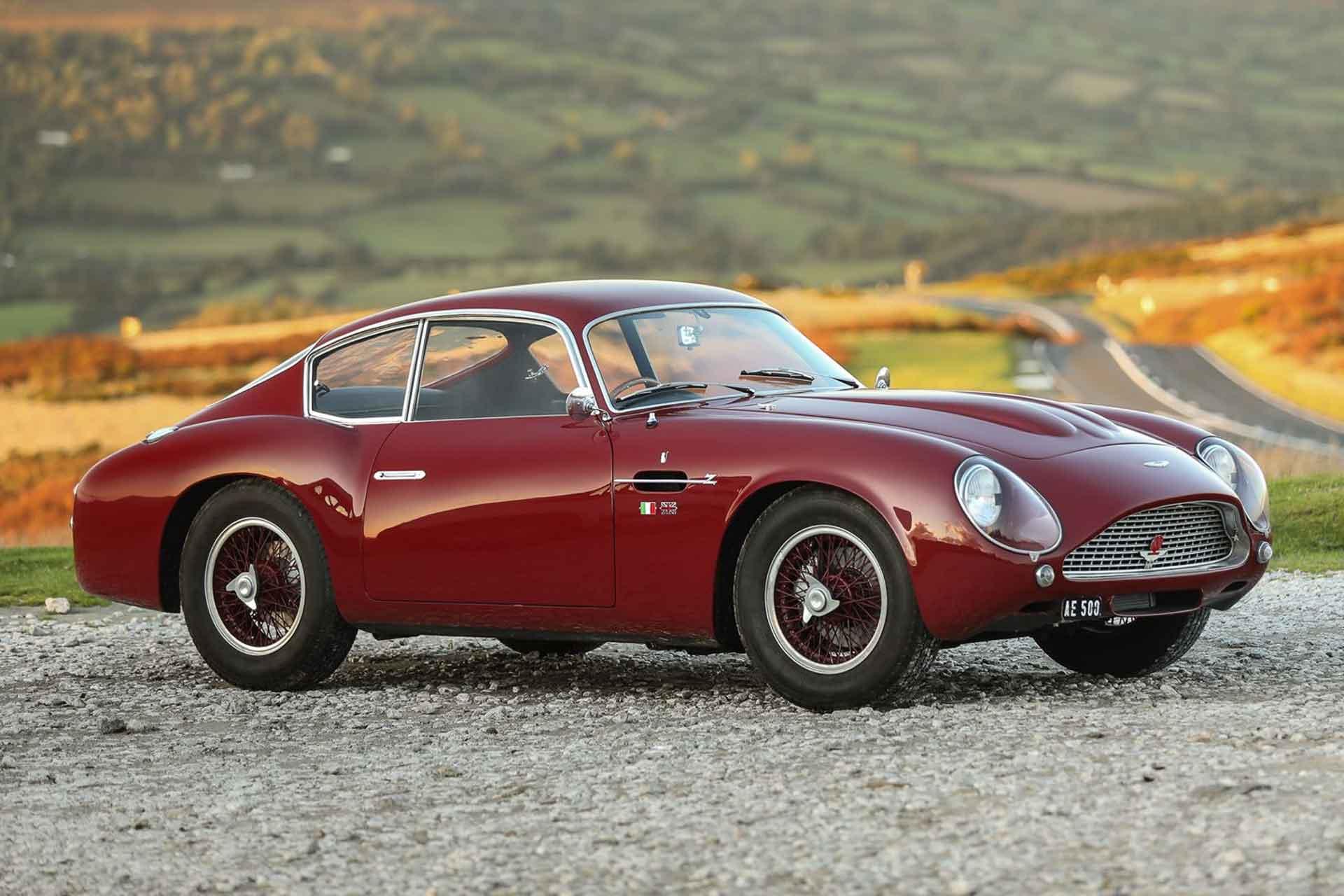 1961 Aston Martin Db4 Gt Zagato Coupé Uncrate