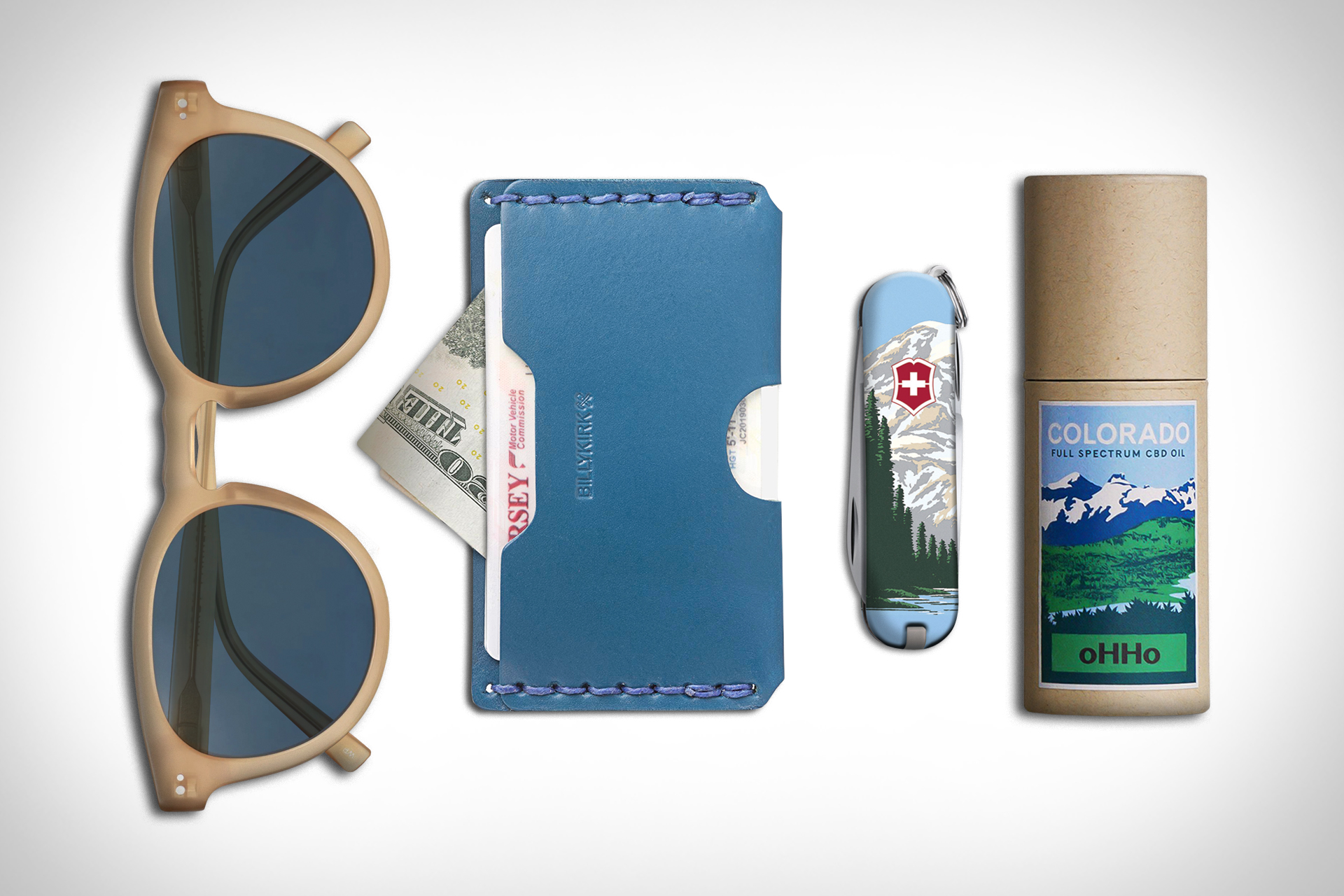 Everyday Carry: Parks