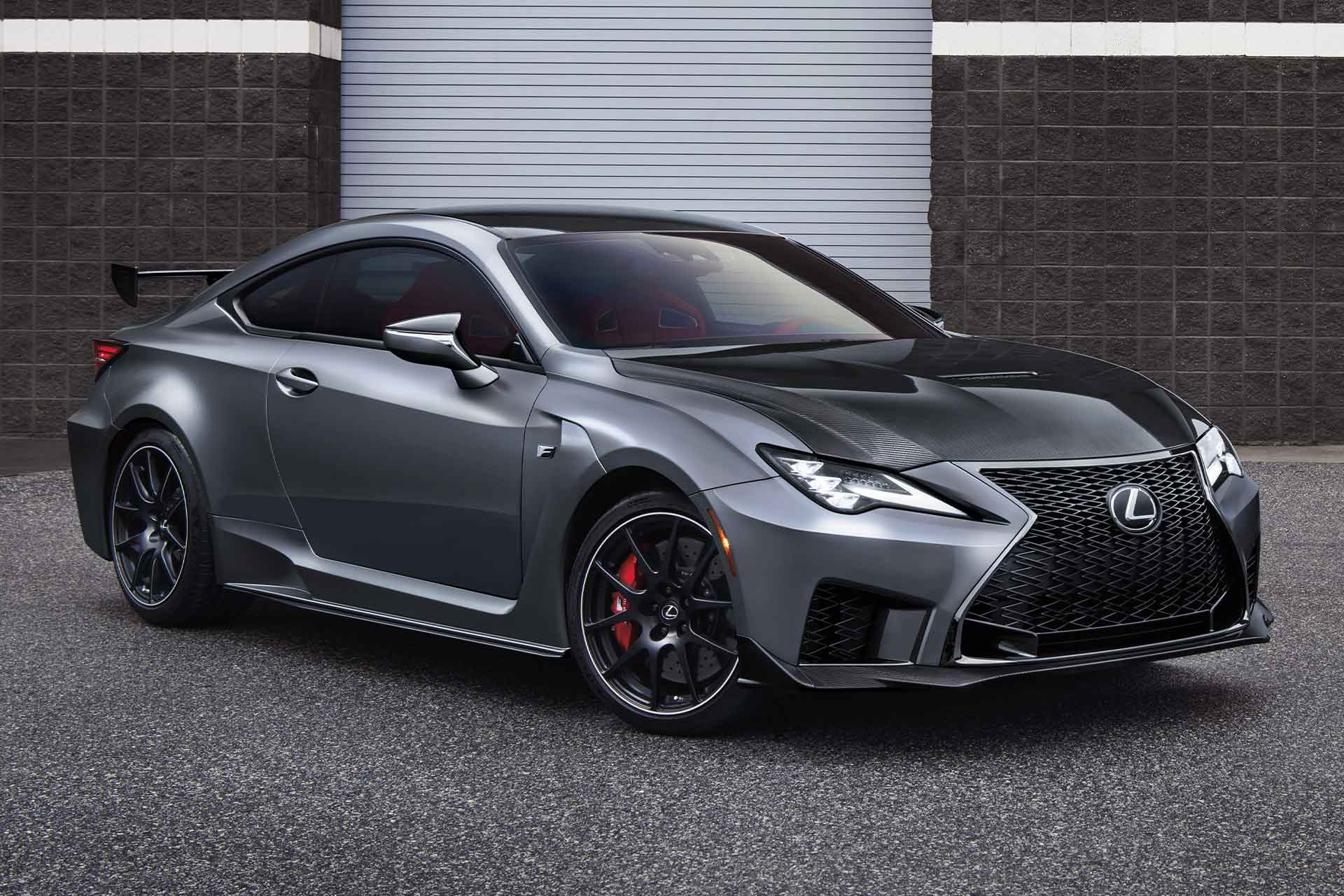 Lexus RC F Fuji Speedway Edition Coupe