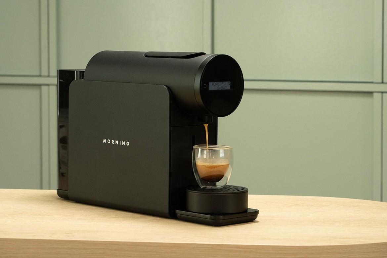 The Morning Machine Coffee Maker