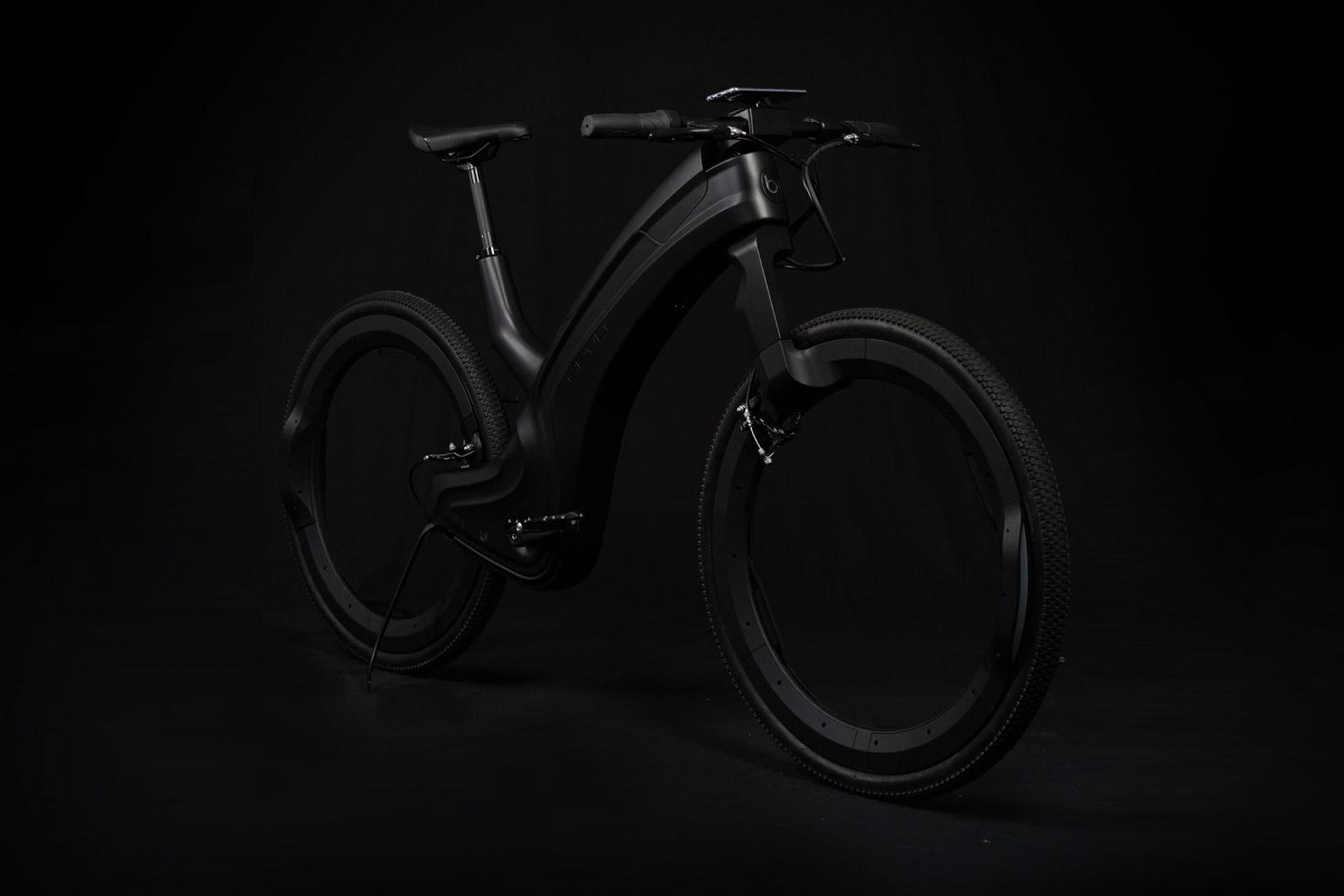 Reevo Hubless E-Bike
