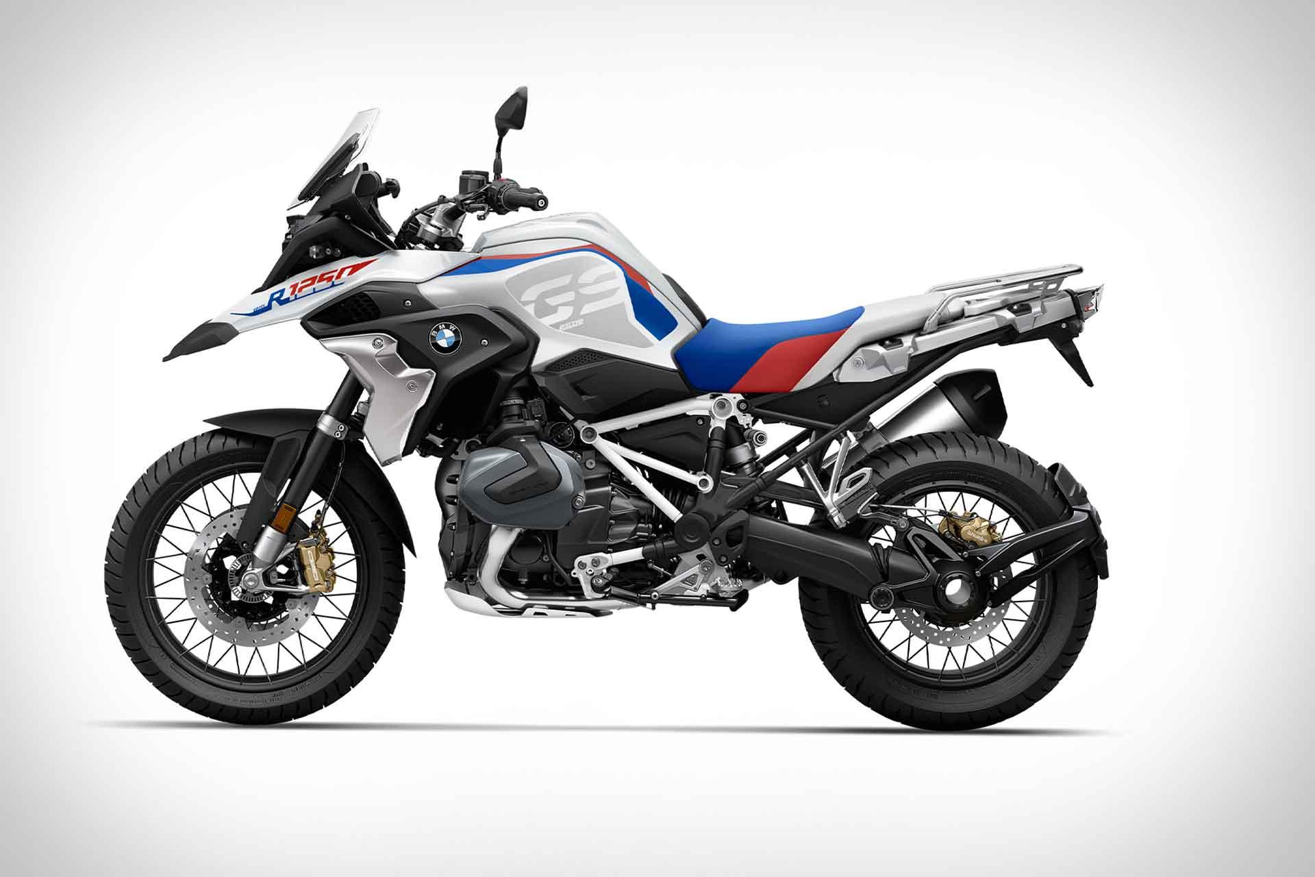 2021 BMW R 1250 GS Adventure Motorcycle | Uncrate