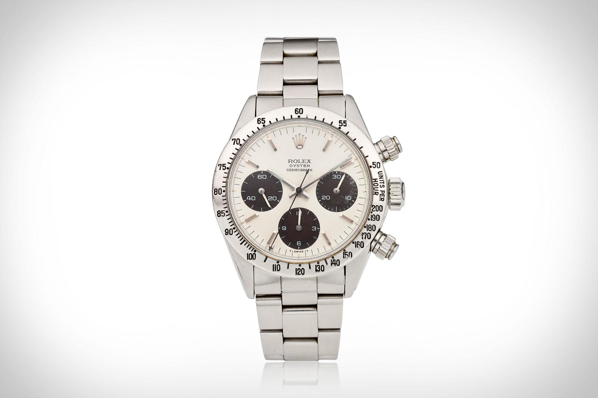 Carroll Smith's Rolex Daytona Watch