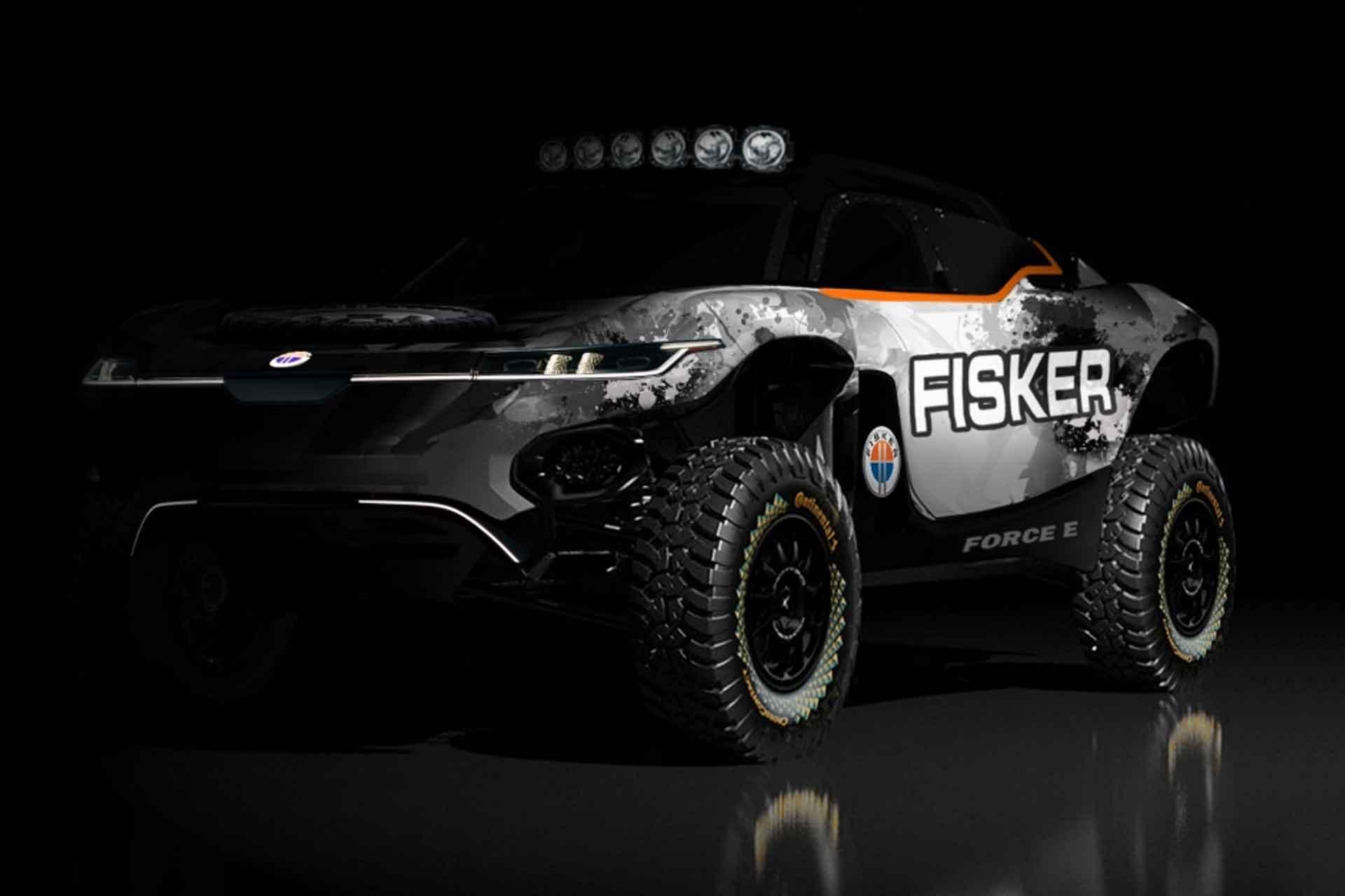 Fisker Extreme E Concept