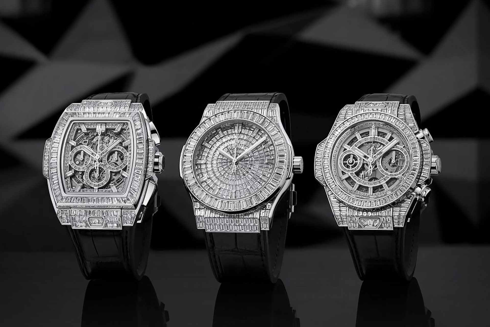 Hublot 2020 High Jewelry Watch Collection