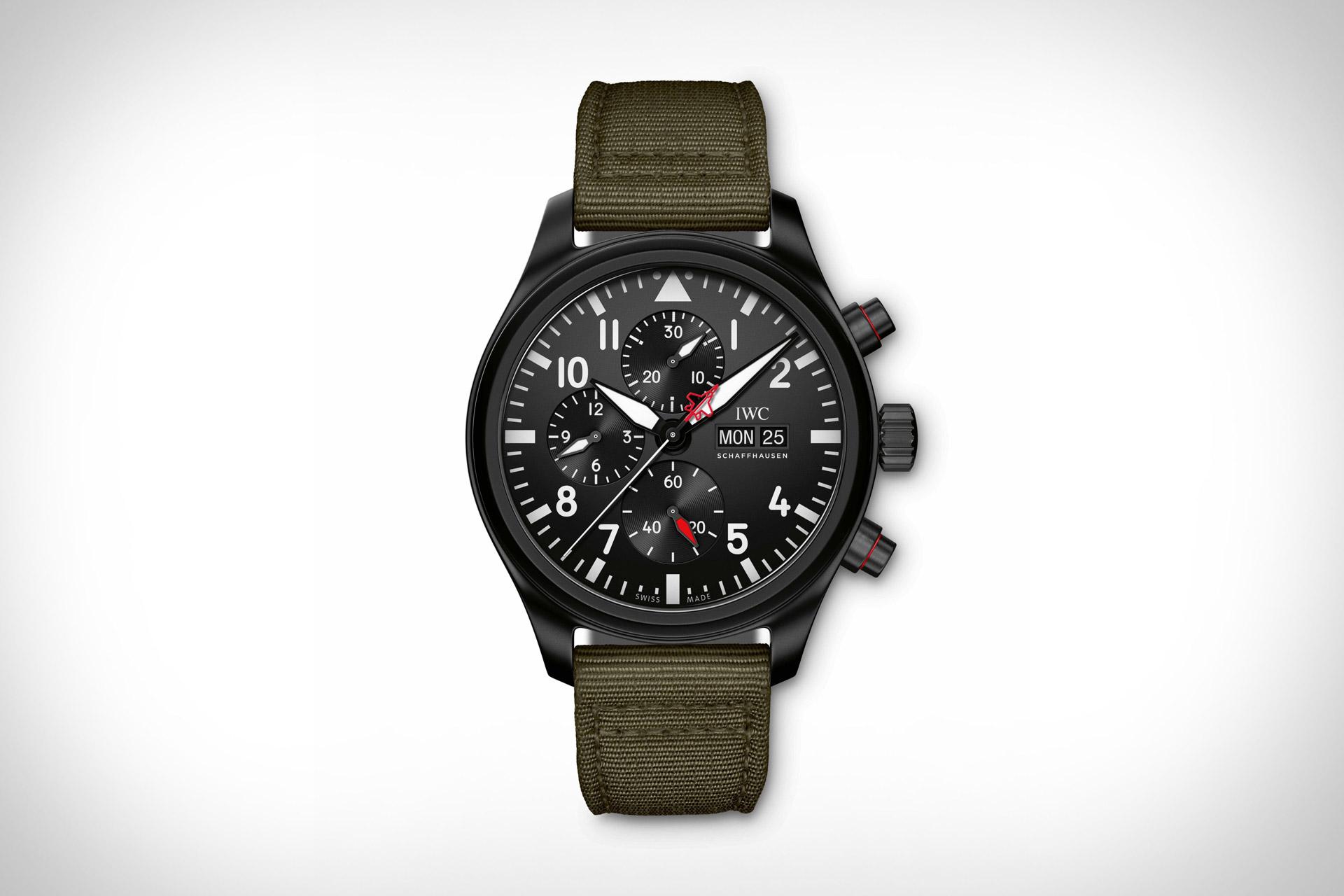 IWC Top Gun SFTI Pilot's Watch