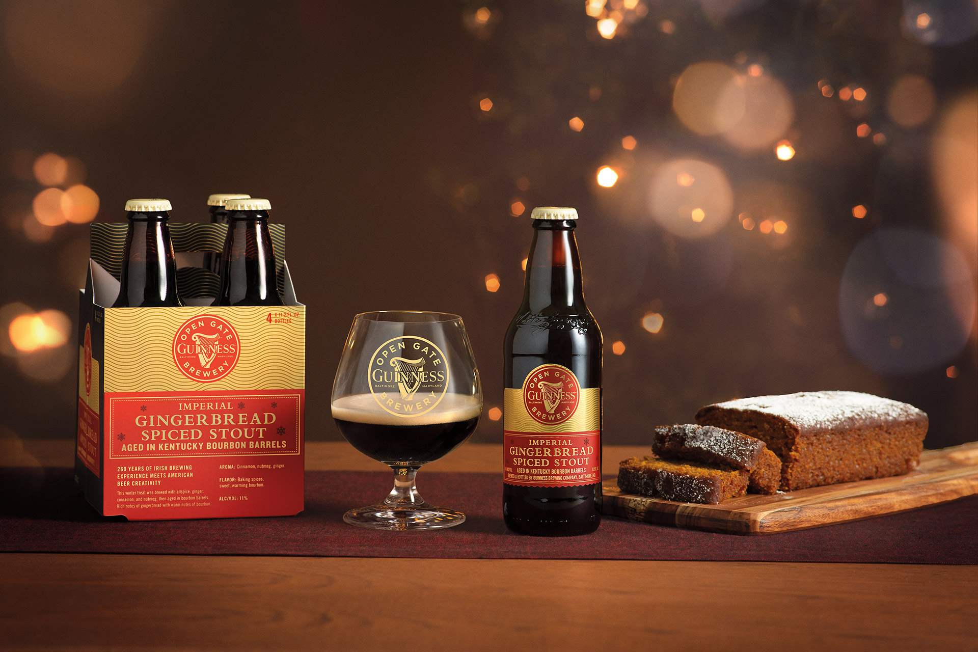 Guinness Imperial Gingerbread Spiced Stout