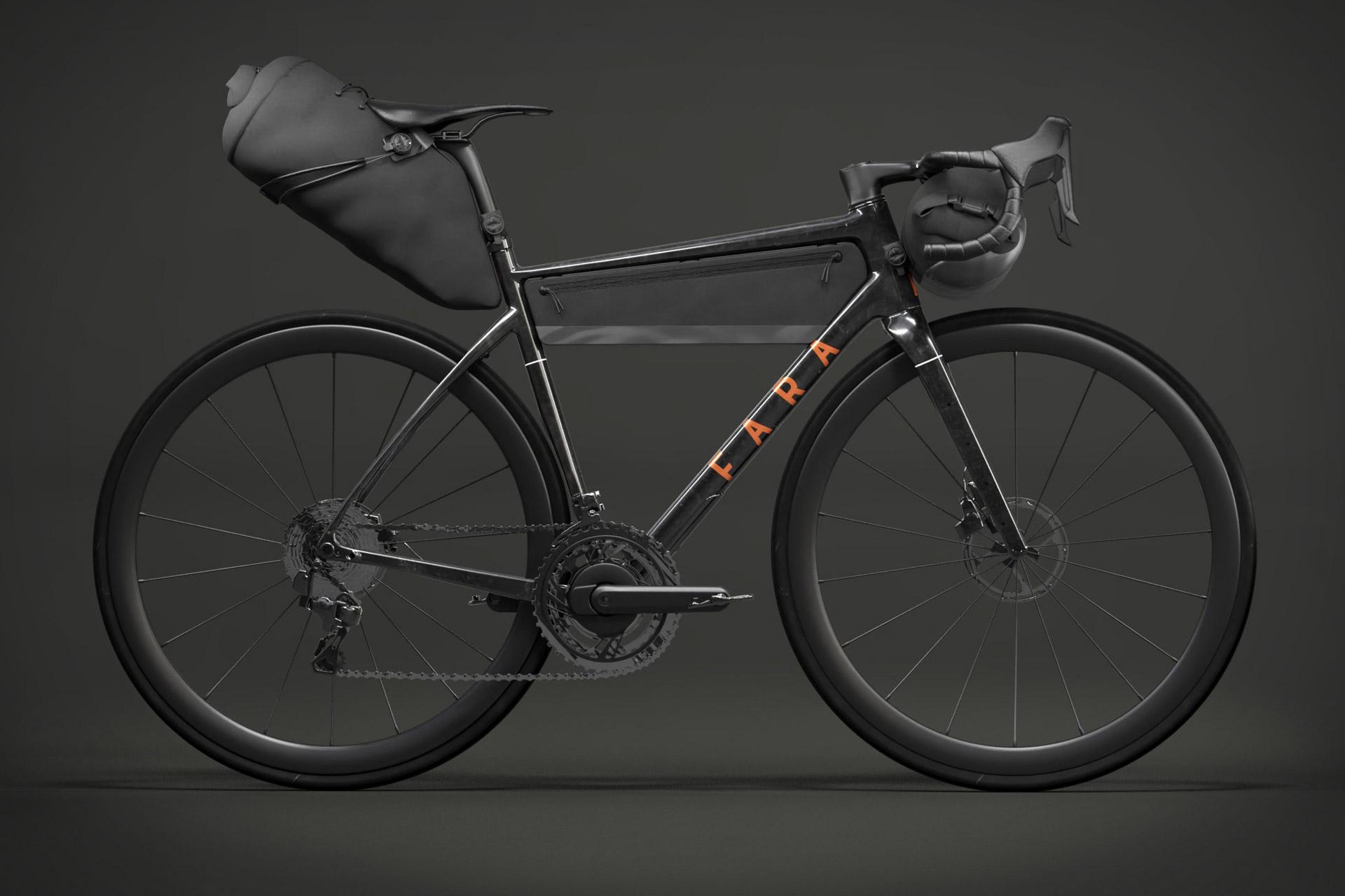 2021 Fara F/AR Bicycle