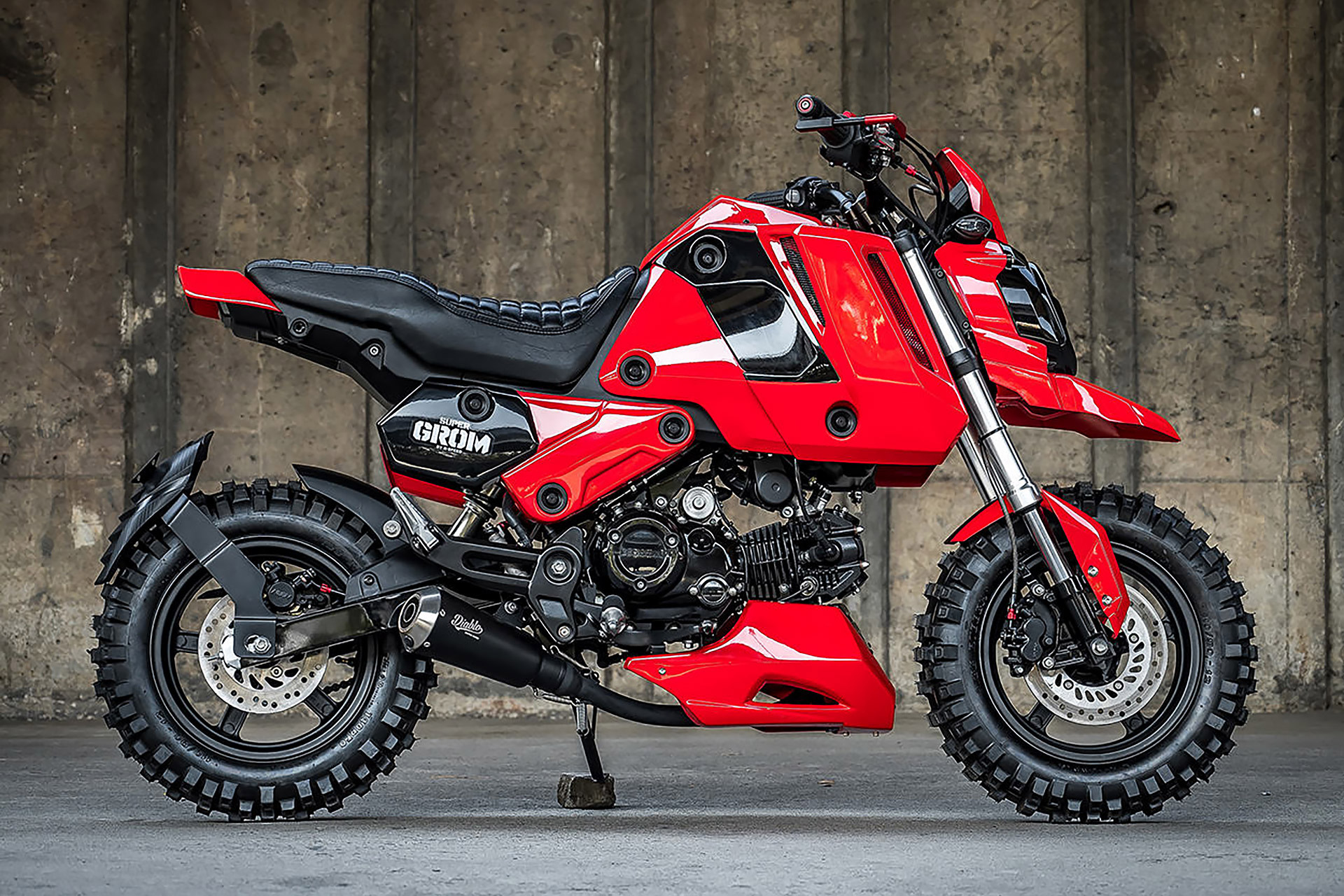 K-Speed Super Grom Motorcycle Kit