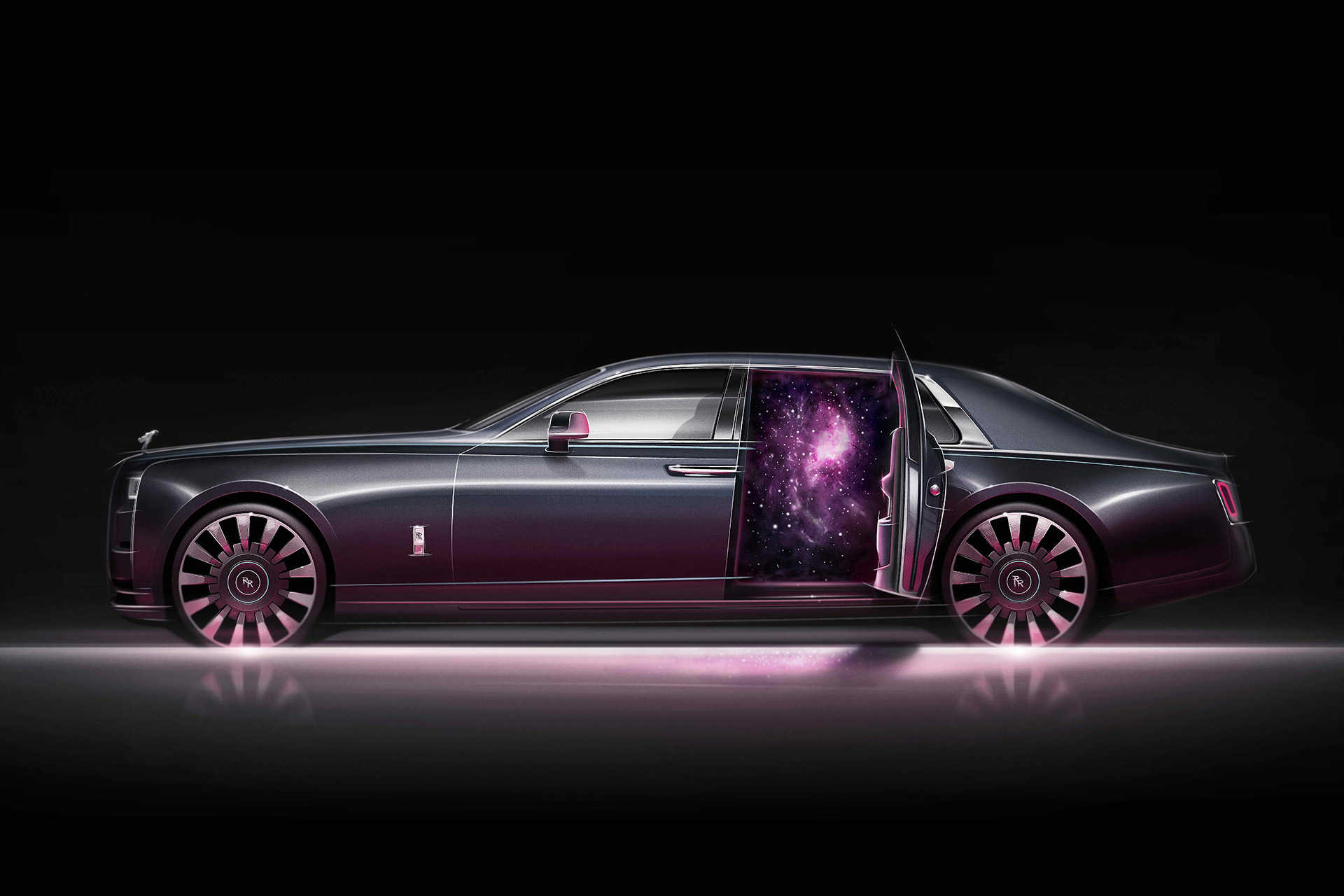 Rolls-Royce Phantom Tempus Sedan