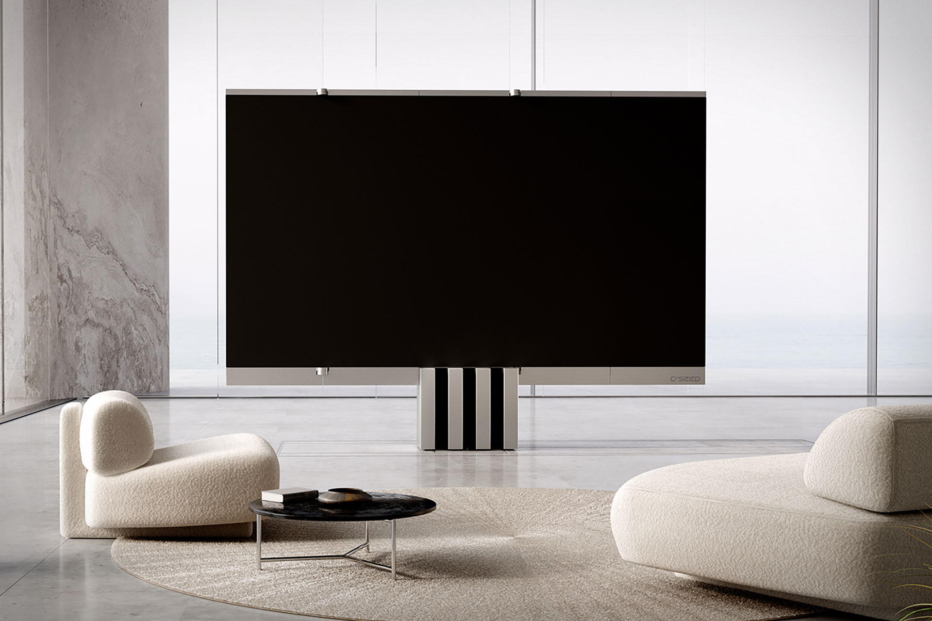 C-Seed M1 Foldable MicroLED TV