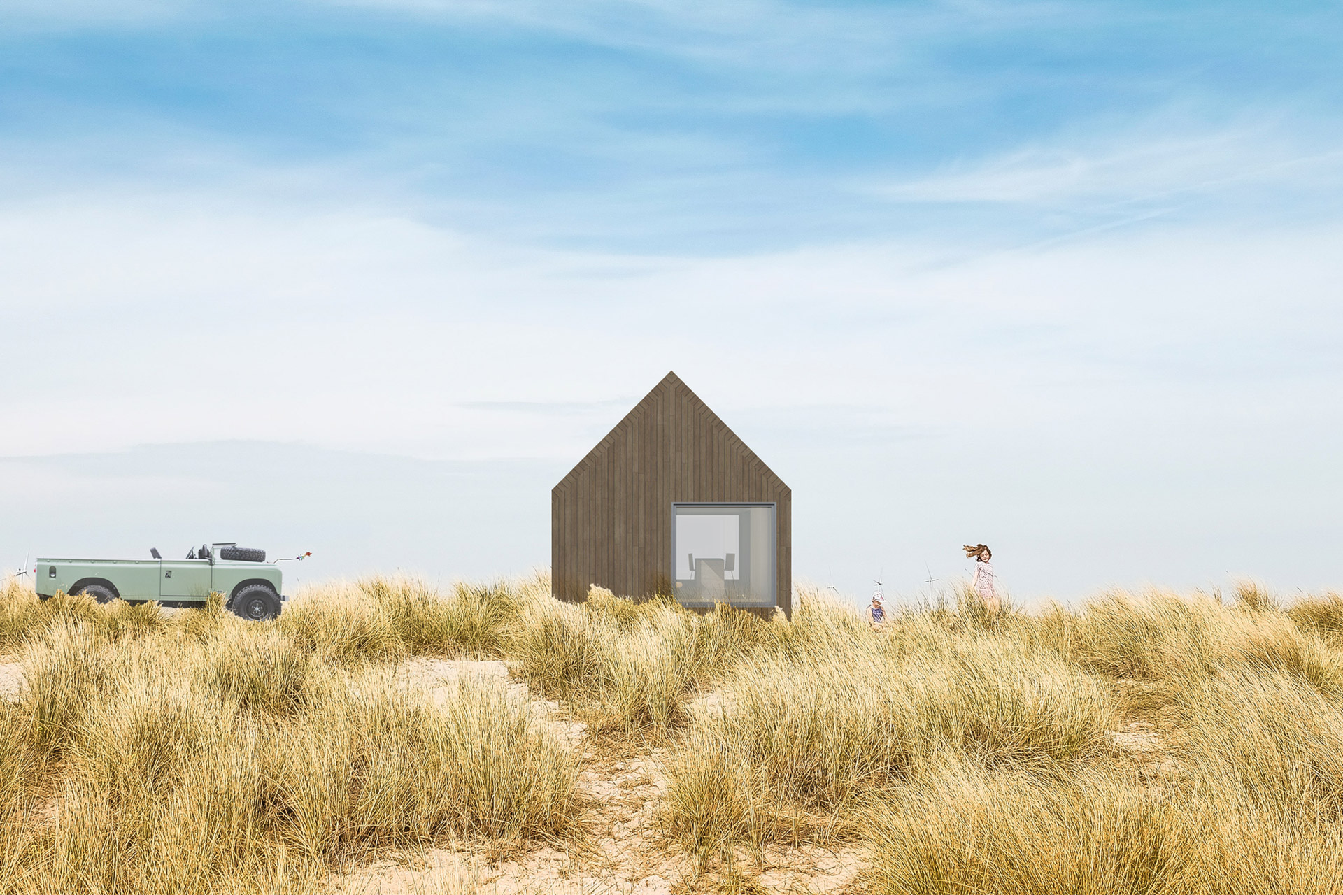 The Minimal Hut Collection