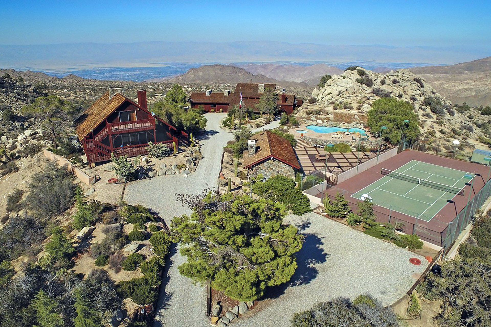 Frank Sinatra's Villa Maggio