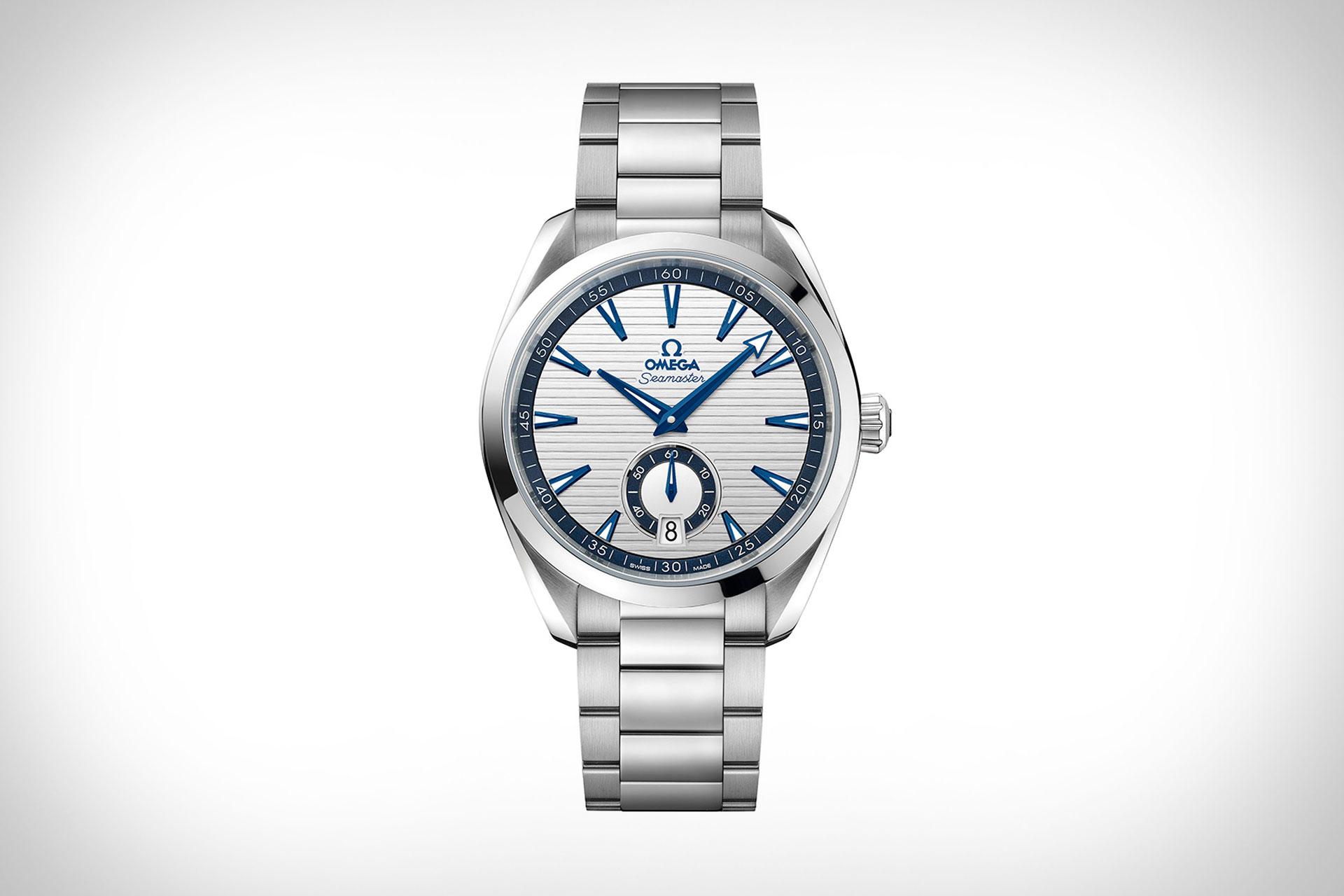 2021 Omega Seamster Aqua Terra Watch Collection
