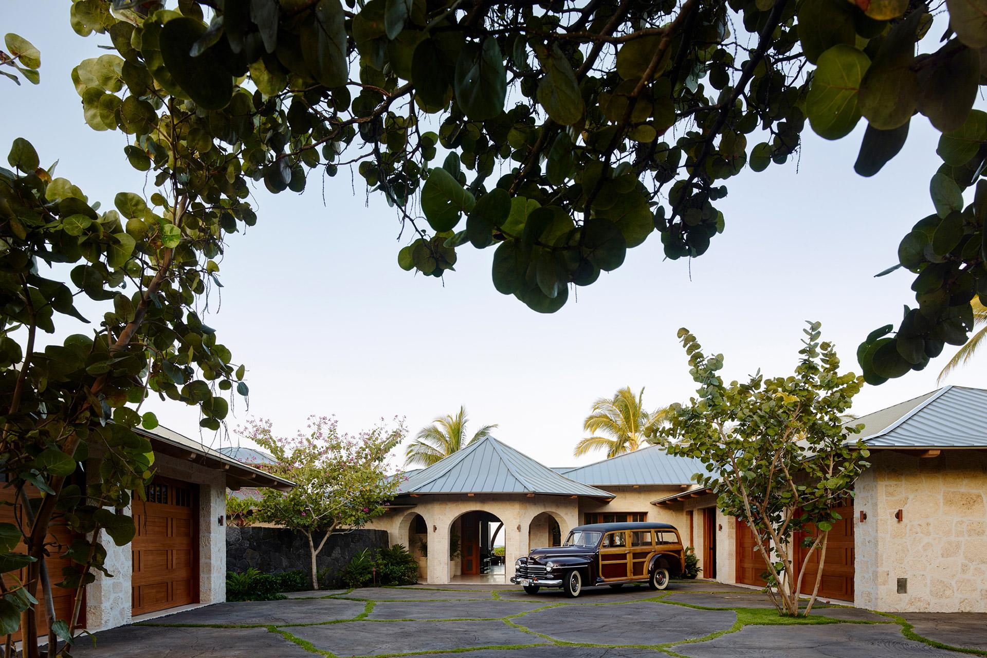 Wai'olu House