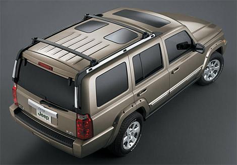 La gamme Jeep : le Commander Jeep-commander