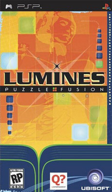 Lumines for PSP