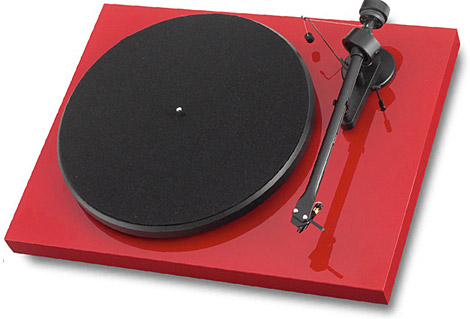 Pro-ject Record Player